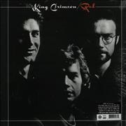 King Crimson Red - 200gm - Sealed UK vinyl LP