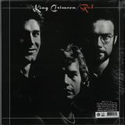 King Crimson Red - 200gm UK vinyl LP