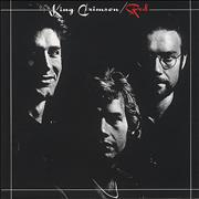 Click here for more info about 'King Crimson - Red - 200gm - Sealed'