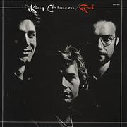 King Crimson Red France vinyl LP
