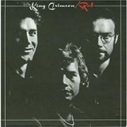King Crimson Red Japan 2-disc CD/DVD set