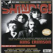 Click here for more info about 'King Crimson - Shindig! - Issue No. 110'