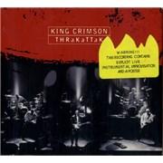 King Crimson THRaKaTTaK USA CD album