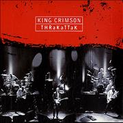 King Crimson THRaKaTTaK UK CD album