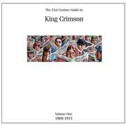 King Crimson The 21st Century Guide To King Crimson Vol. 1 Japan 4-CD set
