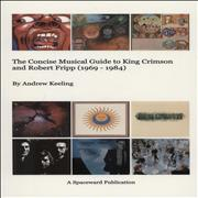 Click here for more info about 'King Crimson - The Concise Musical Guide to King Crimson and Robert Fripp (1969-1984)'
