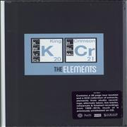 Click here for more info about 'King Crimson - The Elements 2021 Tour Box - Sealed'