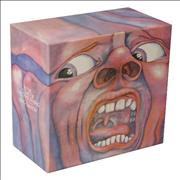 King Crimson The First Nine Albums With Collector's Box Japan box set