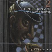 Click here for more info about 'King Crimson - The Great Deceiver [Vol. 2]'