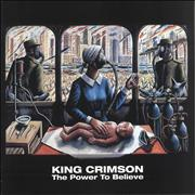 Click here for more info about 'King Crimson - The Power To Believe - 200gm Vinyl'