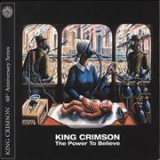 Click here for more info about 'King Crimson - The Power To Believe - 40th Anniversary Edition'