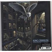 King Crimson The ReconstruKction of Light - 200gm Vinyl - Sealed UK 2-LP vinyl set
