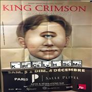 Click here for more info about 'King Crimson - Tournee Europeenne 2016 - Paris Pleyel'
