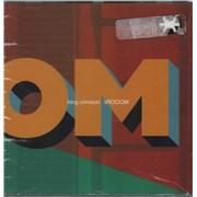 King Crimson Vrooom Italy CD album