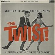 Click here for more info about 'King Curtis - Arthur Murray's Music For Dancing - The Twist'