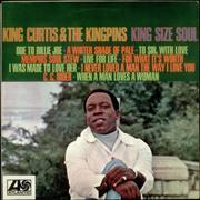 Click here for more info about 'King Curtis - King Size Soul'
