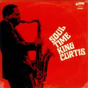 Click here for more info about 'King Curtis - Soul Time - Sealed'