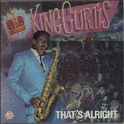 Click here for more info about 'King Curtis - That's Alright'
