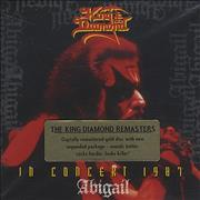 Click here for more info about 'King Diamond - In Concert 1987 - Abigail'