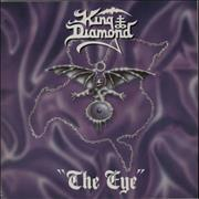 Click here for more info about 'King Diamond - The Eye'