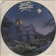 Click here for more info about 'King Diamond - Them'