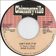 Click here for more info about 'King Floyd - Can't Give It Up'
