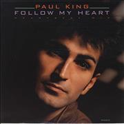 Click here for more info about 'King - Follow My Heart'