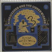 Click here for more info about 'King Gizzard And The Lizard Wizard - Flying Microtonal Banana'