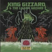 Click here for more info about 'King Gizzard And The Lizard Wizard - I'm In Your Mind Fuzz - Autographed'