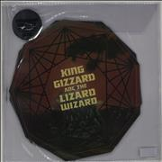 Click here for more info about 'King Gizzard And The Lizard Wizard - Nonagon Infinity - Shaped Picture Disc'