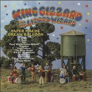 Click here for more info about 'King Gizzard And The Lizard Wizard - Paper Mâché Dream Balloon - Tri-Colured Vinyl'