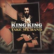 Click here for more info about 'King King - Take My Hand'