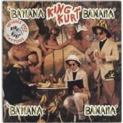Click here for more info about 'King Kurt - Banana Banana + Tattoos'