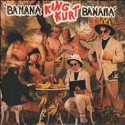Click here for more info about 'King Kurt - Banana Banana - Scratch & Sniff P/s'