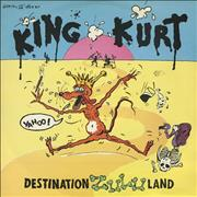 Click here for more info about 'King Kurt - Destination Zululand'