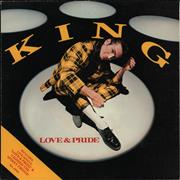 Click here for more info about 'King - Love & Pride - Doublepack'