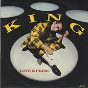 Click here for more info about 'King - Love & Pride'
