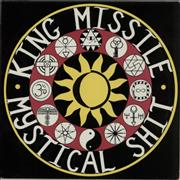 Click here for more info about 'King Missile - Mystical Shit'