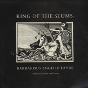 Click here for more info about 'King Of The Slums - Barbarous English Fayre'
