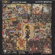 Click here for more info about 'King Of The Slums - Blowzy Weirdos'