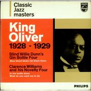 Click here for more info about 'King Oliver - King Oliver 1928-1929 EP'