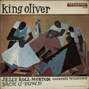 Click here for more info about 'King Oliver - Back O' Town'