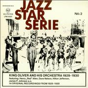 Click here for more info about 'King Oliver - Jazz Star Serie No.2'