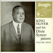 Click here for more info about 'King Oliver - King Oliver And His Dixie Syncopators Volume Four'