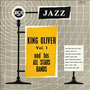 Click here for more info about 'King Oliver - King Oliver Vol. 1 And His All Stars Bands'