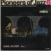 Click here for more info about 'King Oliver - Pioneers Of Jazz 6'