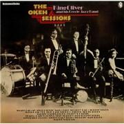King Oliver The Okeh Sessions UK vinyl LP