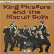 Click here for more info about 'King Pleasure And The Biscuit Boys - King Pleasure And The Biscuit Boys'