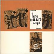 Click here for more info about 'King Pleasure - King Pleasure Sings / Annie Ross Sings'
