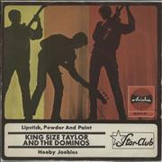 Click here for more info about 'King Size Taylor And The Dominoes - Lipstick, Powder And Paint'